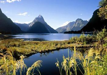 新西兰北+南经典冰川9日游