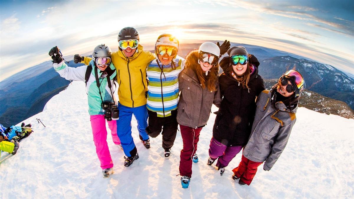 Mt Buller 休闲赏雪1日游☞豪华旅游巴士+进山费+专业中文导游