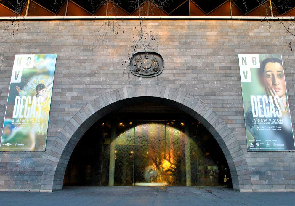 【墨尔本★当日可订】2018维多利亚州国立美术馆★MoMA暨墨尔本冬季杰作展