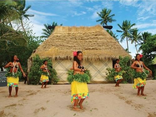 斐济3日享受之旅