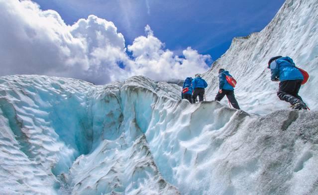 新西兰 南岛经典西线冰川6游日