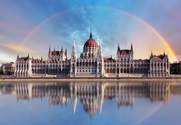 東歐璀璨 9 天 (捷克 - 斯洛伐克 - 匈牙利 - 奧地利 - 瑞士 - 德國)